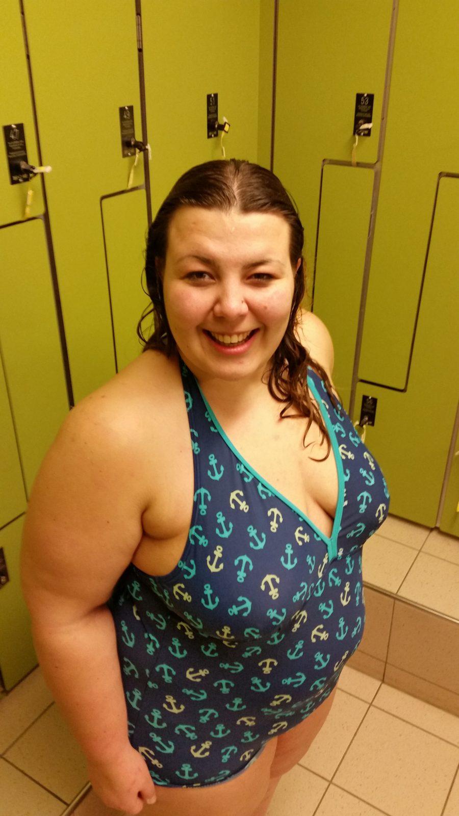 Curvyfit // Sportchallenge – 5 km schwimmen