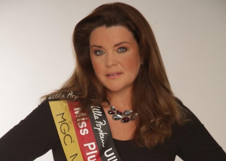 Gefragt // Miss Plus Size Dina Wacker