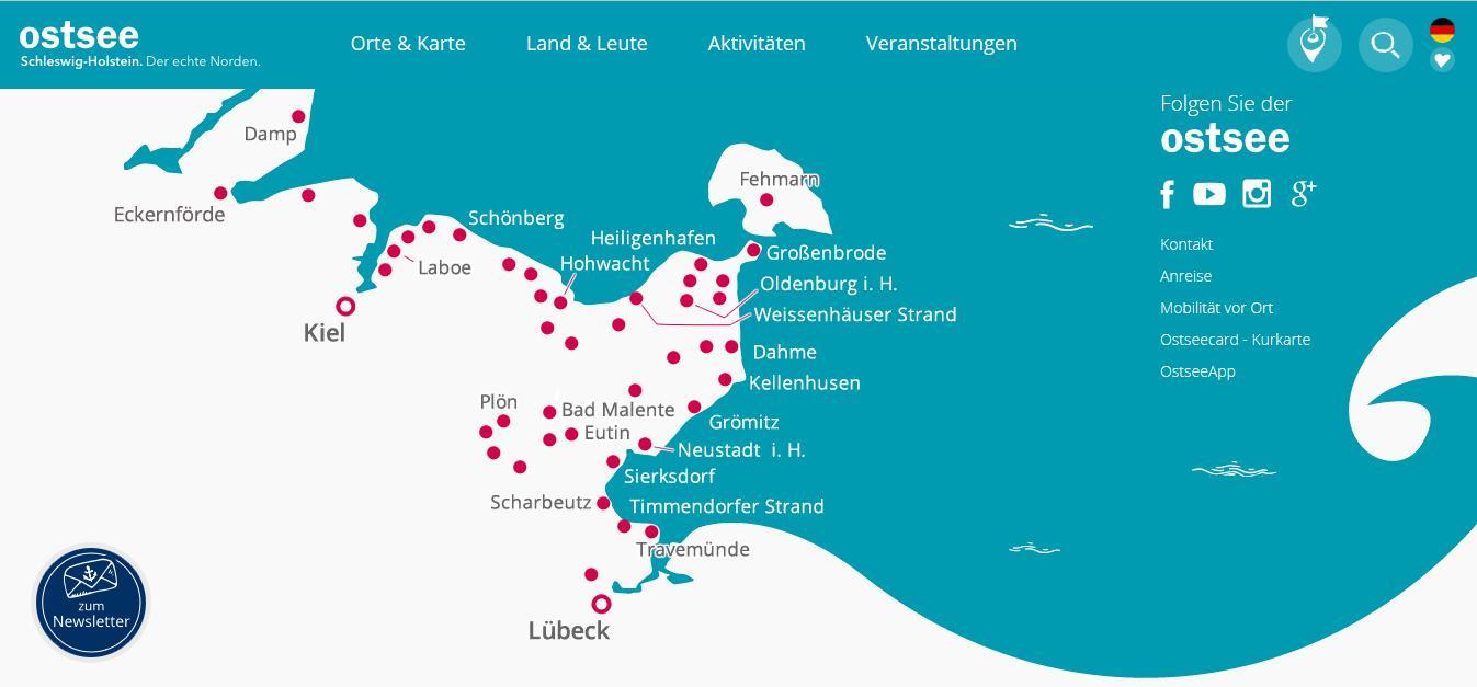 Fundstück // Urlaub an der Ostsee