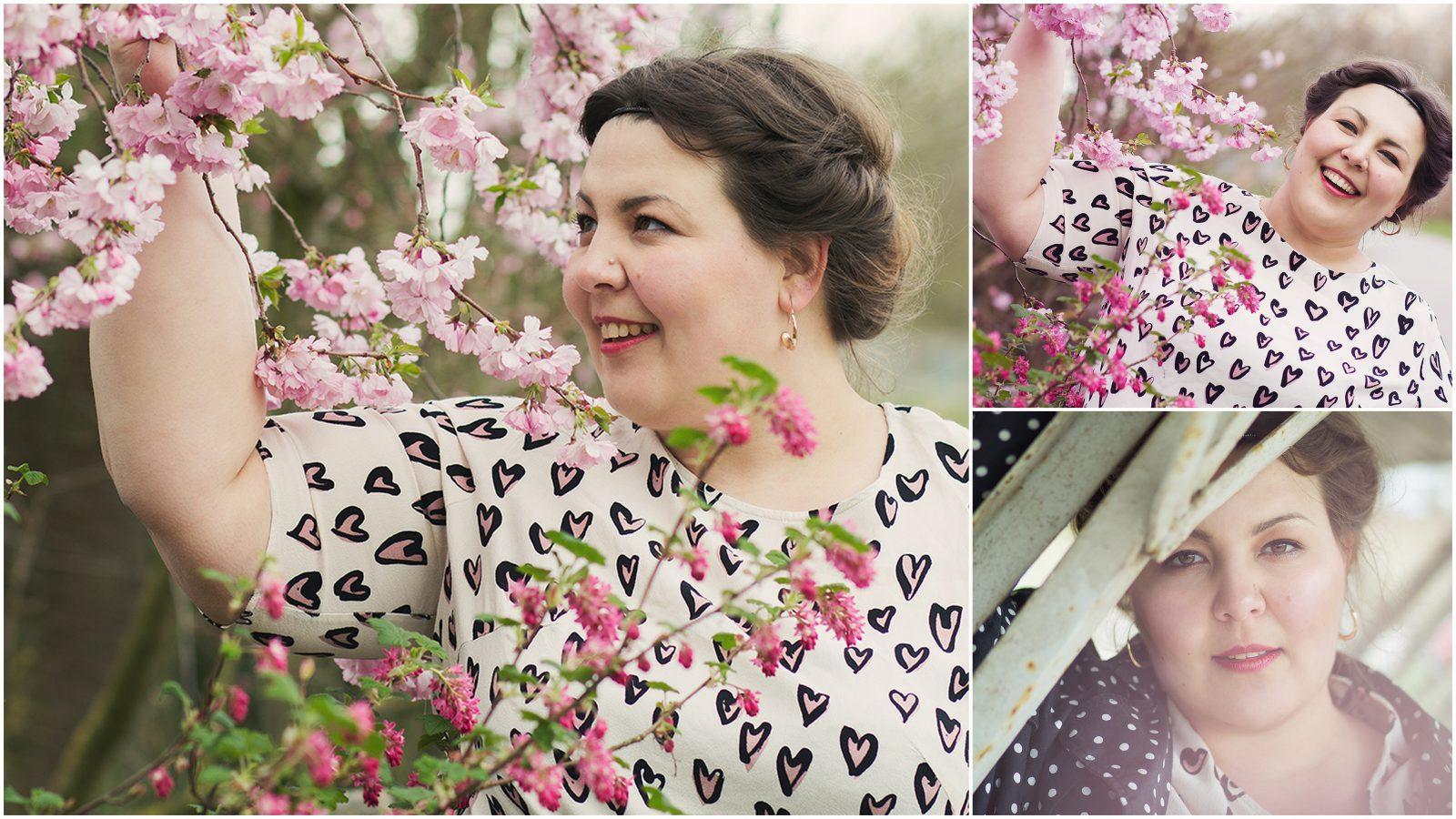 Style // Herzen Blumen Punkte