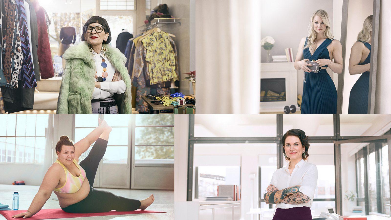 dove yoga plus size by nature meineschönheit