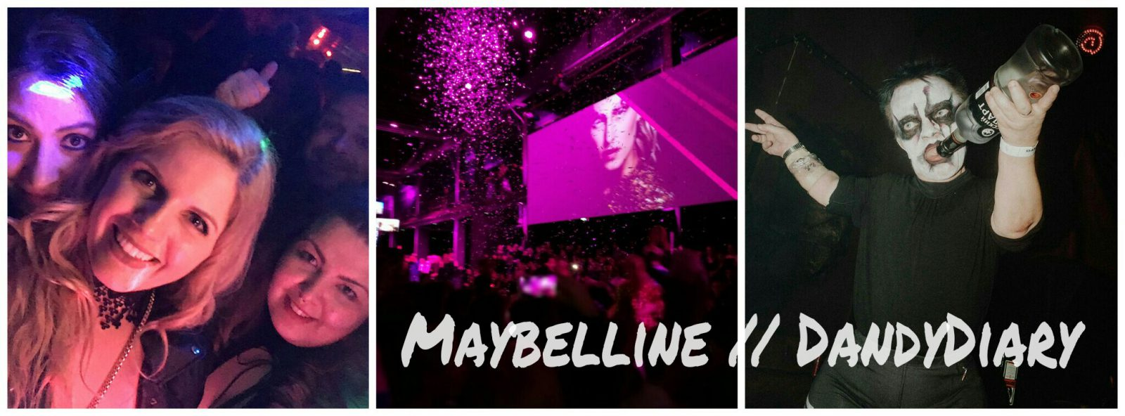 Ahoi // Maybelline Hot Trends Xhibition + Dandy Diary