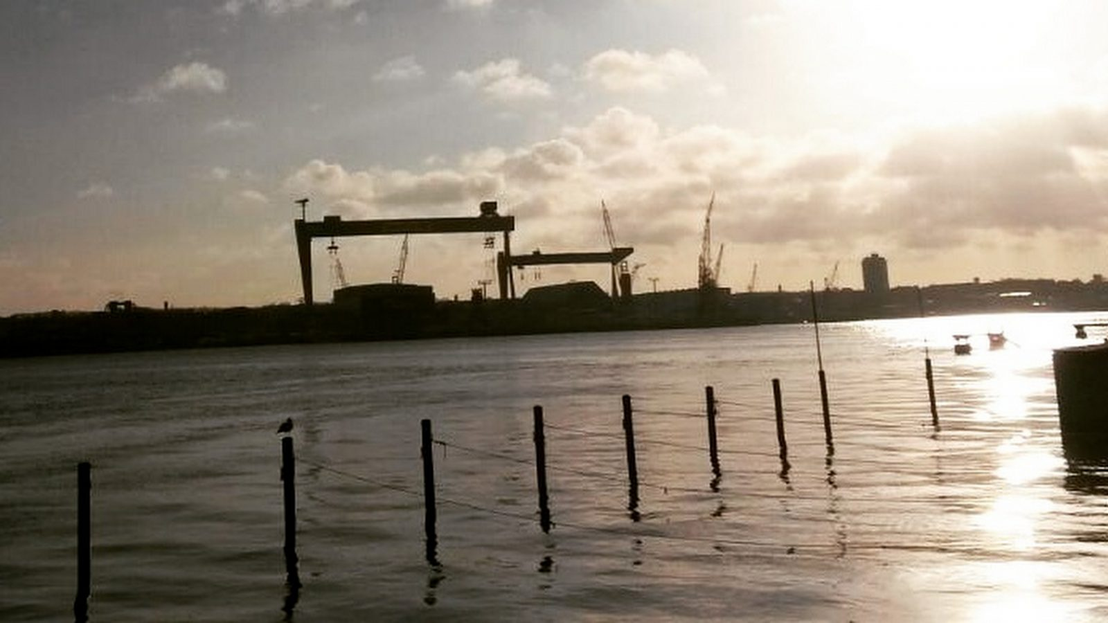 Ahoi // Spaziergang durch Kiel in Avena Stiefeln