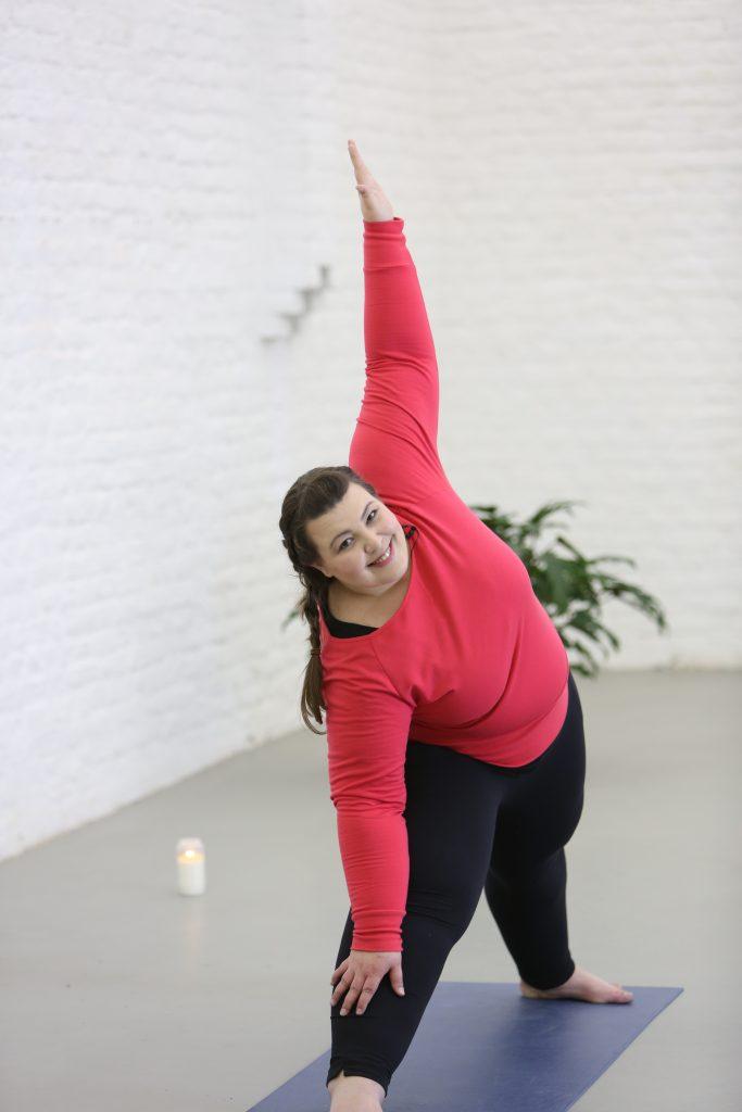 plussizebynature tchibo yoga