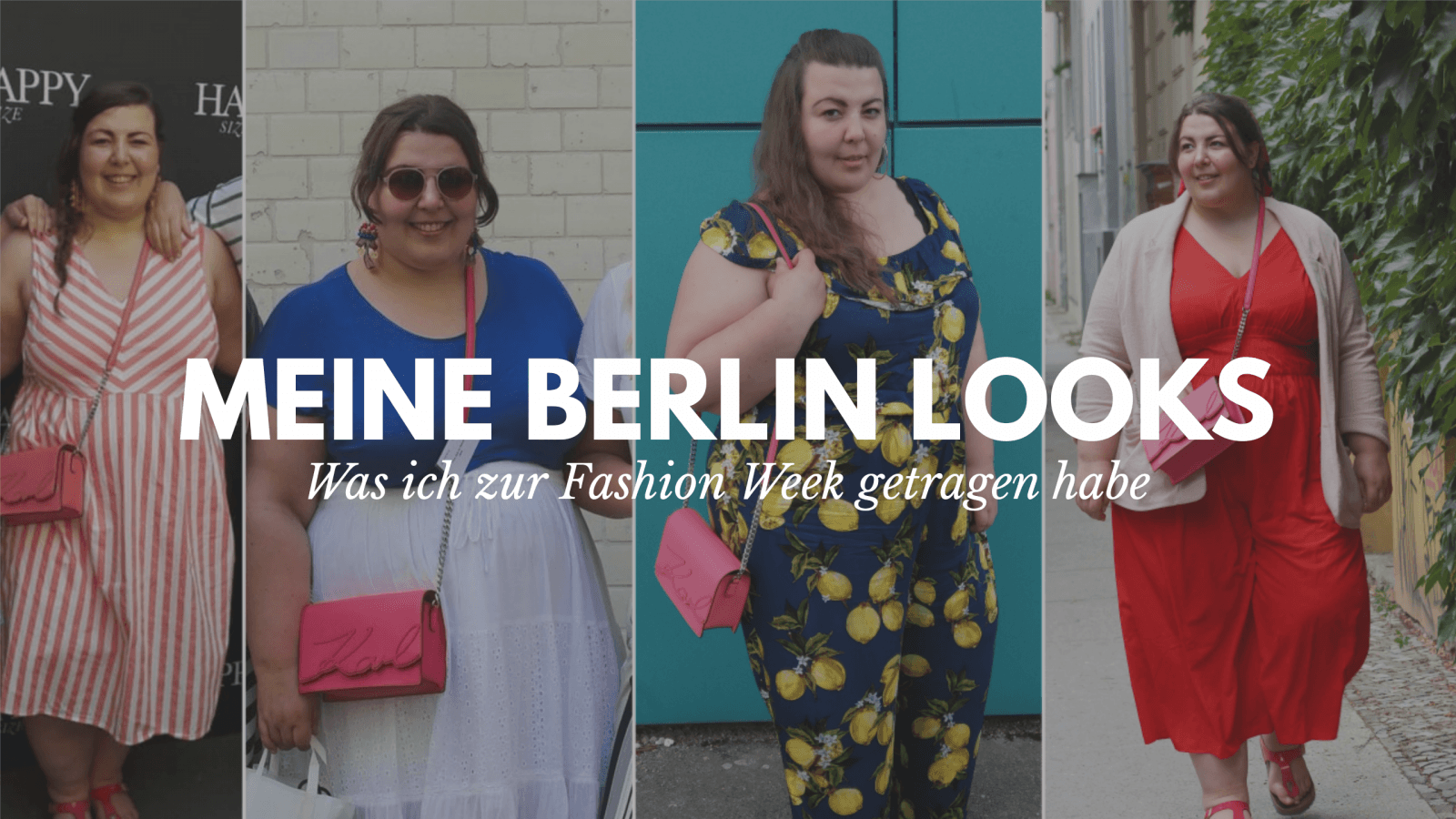 Plus Size by Nature Berlin Fashion Week Looks