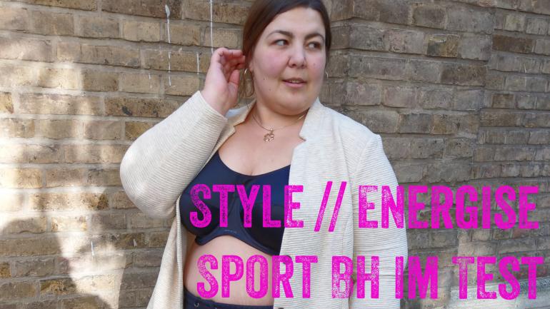 Style // Energise Sport BH von Elomi