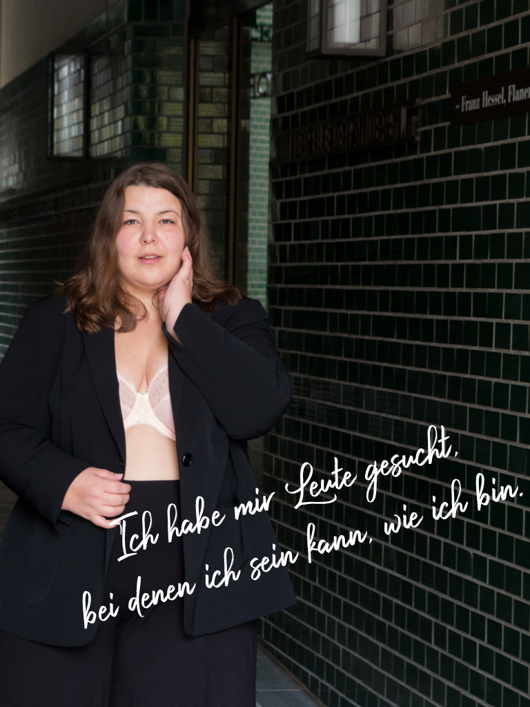 Plus Size by Nature elomi annadiva Selbstvertrauen